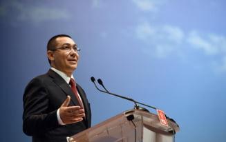 Ponta isi trece in revista regretele: Nu cred ca merita sa tii de o functie calcand peste cadavre (Video)
