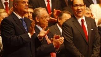 Ponta joaca totul sau nimic cu PSD-ul lui Nastase si Iliescu (Opinii)