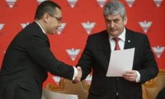 """Ponta l-a demis pe seful de la """"Doi si-un sfert"""", la cererea lui Oprea"""