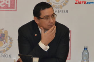 Ponta l-a depasit in popularitate pe Antonescu - IMAS