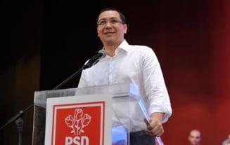 Ponta l-ar primi pe Antonescu in PSD: Sunt un pic mai la dreapta decat el