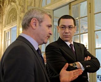 Ponta lanseaza atac dupa atac asupra lui Dragnea si se gandeste sa plece din PSD
