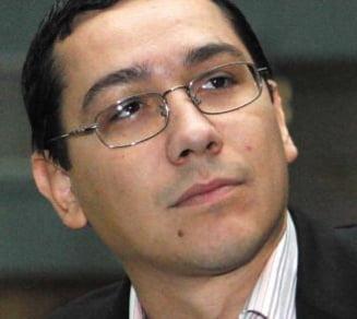 Ponta le-a vorbit laburistilor despre dreptul la munca pentru imigrantii romani