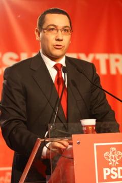 Ponta le scrie socialistilor europeni - de ce nu vrea congres la Bucuresti
