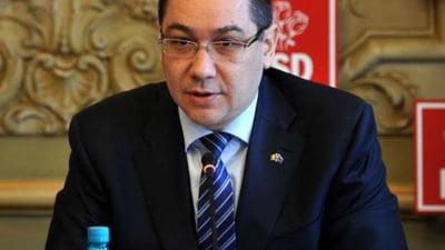 Ponta merge, pana la urma, la consultarile cu Iohannis de la Cotroceni