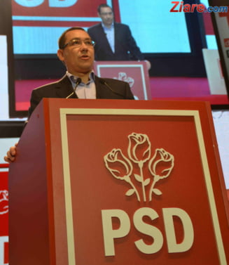 Ponta merge la Madrid, la reuniunea Internationalei Socialiste - surse