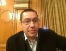 Ponta neaga ca USL a parasit Sala Unirii din Alba Iulia din cauza lui Mircea Hava