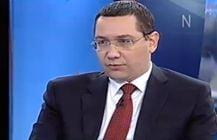 """Ponta nu a pronuntat numele ministrului Shhaideh de teama ca unii """"nebuni"""" ar putea spune ca face rele"""