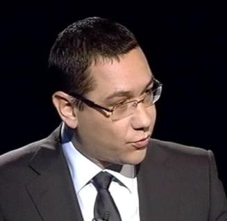 Ponta nu are bani pentru ultimele 45 de zile din an si da vina pe Boc