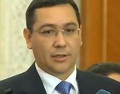 Ponta nu explica vacanta in Emirate si acuza ca jurnalistul Rares Bogdan este ofiter acoperit