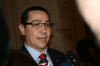Ponta nu i-ar da niciodata afara din PSD pe Nastase si Iliescu