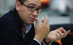Ponta nu mai e doctor la Guvern, doar pe site-ul personal si pe cel al Camerei