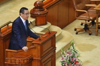 Ponta nu poate promite nimic legat de indexarea pensiilor, fara acordul FMI si CE