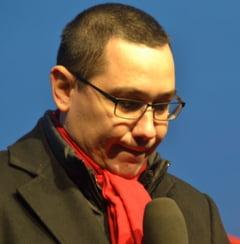 Ponta nu poate renunta la titlul de doctor in Drept