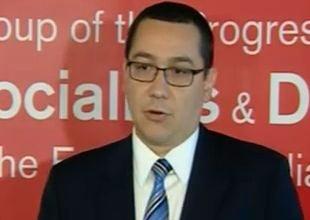 Ponta nu respecta decizia CCR: Maine merg la Bruxelles (Video)
