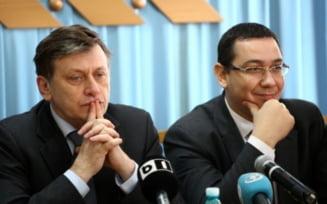 Ponta nu s-a inteles cu Antonescu: Vrea pentru Iohannis o functie care nu exista
