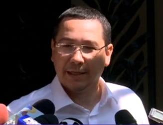 Ponta nu spune daca mai pleaca la operatie - Oprea e dispus sa-i tina iar locul: Nu m-am nascut genial