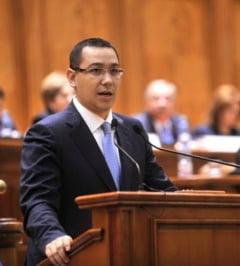 Ponta nu voteaza Guvernul Tudose: Noul program de guvernare ii da lovitura de gratie lui Dragnea. Se va prabusi PSD impreuna cu seful?