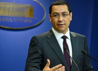 Ponta nu vrea alegeri parlamentare partiale, dar explica data cand vor avea loc