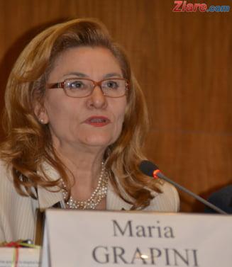 Ponta o ameninta pe Grapini cu remanierea: Daca nu e multumita, vom gasi un alt ministru mai bun