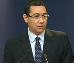 Ponta preia argumentele lui Boc pentru a comasa referendumul cu europarlamentarele