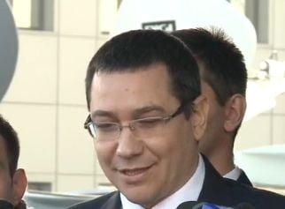 Ponta preia argumentele lui Nastase despre imunitate: Daca sunt arestati in ziua motiunii de cenzura?