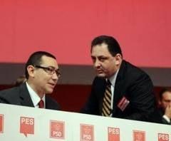 Ponta preia sefia PSD Bucuresti, din mana lui Vanghelie