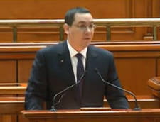 Ponta profita de ocazie, ca sa se zburleasca din nou (Opinii)