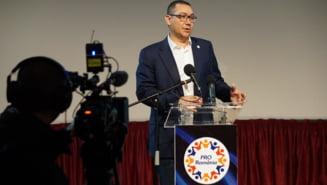 Ponta promite 24 de voturi pentru motiunea de cenzura, dar nicio semnatura: Avem motivele noastre