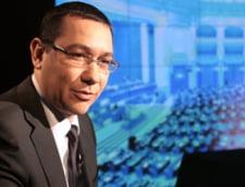 Ponta promite bani pentru refacerea gospodariilor afectate de inundatii