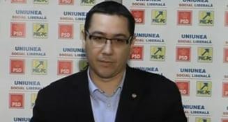 Ponta promite ca schimba rapid Legea Sanatatii - vede spitale inchise
