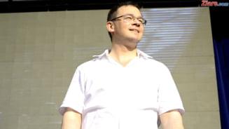 Ponta promite referendum dupa regula CCR - Mihai Razvan Ungureanu nu il crede