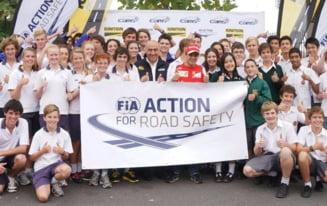 Ponta promoveaza online o campanie a Federatiei Internationale de Automobilism