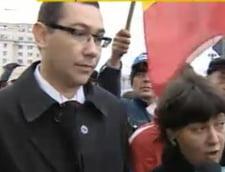 Ponta proteste