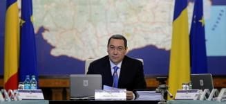 Ponta ramane in Turcia sa i se schimbe pansamentele si-l lasa pe Oprea premier in locul lui