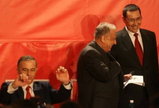 Ponta recunoaste: N-am votat niciodata cu Iliescu. In 2009 am votat cu Antonescu (Video)