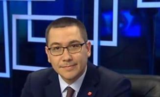"Ponta regreta ca n-a venit la ""plimbarea"" Antenei 3: Cat voi fi premier, nu va mutati nicaieri"