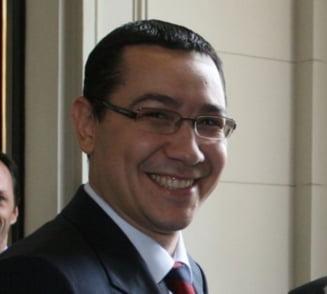 Ponta renunta la popcorn si ii invita pe contracandidatii sai la dezbateri - propune 3 teme principale