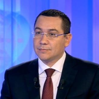 Ponta respinge acuzatiile din dosarul Microsoft: Asta nu e justitie, asta e politica (Video)