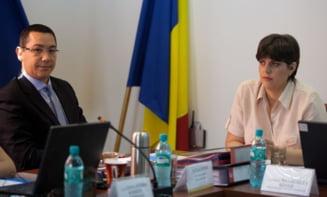Ponta s-a intalnit cu persoanele propuse pentru procurori (Video)