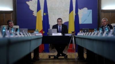 Ponta sa ramana la Guvern pana in 2016 - sondaj INSCOP
