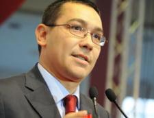 Ponta saluta fuziunea PER cu Partidul Verde