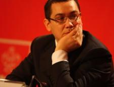 Ponta sarbatoreste la Targu Jiu obtinerea noului mandat de deputat