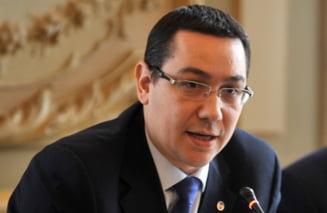 Ponta se gandeste sa scada pragul la referendum la 25-30% (Video)