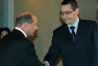 Ponta se intalneste luni cu Basescu, pe tema plecarii la Bruxelles (Video)