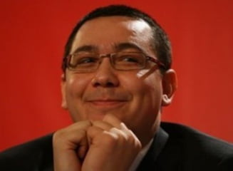 Ponta se lauda: Am avut o crestere economica mai mare decat cea prognozata