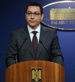 Ponta se lauda cu cresterea economica: Dumnezeu tine cu oamenii buni