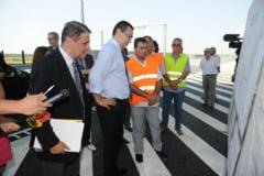 Ponta se lauda cu drumurile din Romania: Am finalizat si contractat cel mai mare numar de kilometri de autostrazi!