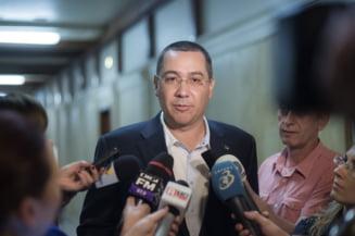 Ponta se plange ca nu a fost lasat sa ia cuvantul in plen: Din fericire, in 2017 exista Facebook