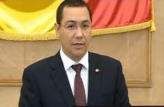 Ponta se plange iar ca nu merge la Consiliul European: Si eu sunt pentru Moldova